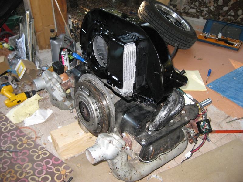 Changement soufflante radiateur blog d 39 une cox qui ga d ze - Comment demonter un radiateur ...